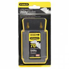 Stanley 11-931D Knife Blade Extra Heavyduty (70 EA)