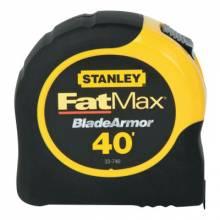"""Stanley 33-740L Fatmax Tape W/Bladearmorcoating 1-1/4"""" X 40'"""