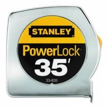 "Stanley 33-835 1""X35' Power Lock Tape Measure"