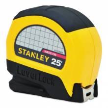 """Stanley STHT30825 Stanley Leverlock Tape Rule 1"""" X 25' (1 EA)"""