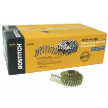 "Bostitch CR3DGAL Nail Coil 120 Roof 1-1/4"" Galv. 7200 Per Box"