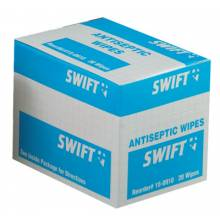 Honeywell North 150910 Antiseptic Wipes 20/Bx
