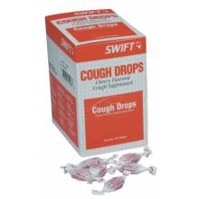Honeywell North 210100 Cherry Cough Drops 100/Bx