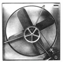 """Tpi Corp. CE30-B 30"""" Belt Drive Exhaust Fan 1/3Hp Motor"""