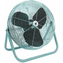 "Tpi Corp. F-12-TE 12"" 1/12Hp Industrial Floor Fan Total Enclo"