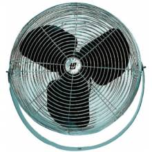 "Tpi Corp. U-12-TE 12"" 3-Speed Work Stationfan 1-Phase-115"