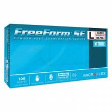 Microflex FFS-700-L Freeform Se Pf Nitrile Exam Large (100 EA)