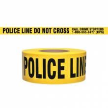 Presco B31022Y11 Police Line Do No T Cross- Yellow 2.5Mil (8 RL)