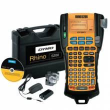 Dymo/Rhino 1756589 Rhino 5200 Label Printer- Hard Case Kit