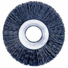 """Weiler 99346 2-1/2"""" Copper Center Nylon Wheel .022 5/8""""A. (10 EA)"""