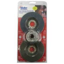 Weiler 36088 Vp Cut  Grind  & Finishkit (5 EA)