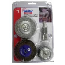 Weiler 36455 Vp Drill Accessory Kit (5 EA)
