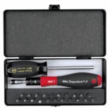 Wiha Tools 28590 Torque Vario-S Bit Set