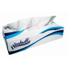 Windsoft 2360 Facial Tissue 2- Ly Box/100 (30 BX)