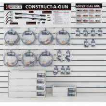 Best Welds CAG-DW3A Bw Display Wall Construct A Gun And Diffusers