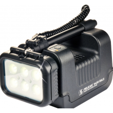 Pelican 9430SL Remote Area Lighting System SPOT LIGHT BLACK