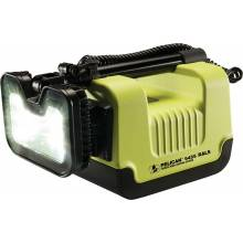 Pelican 9455 Remote Area Lighting System HAZARDOUS-LOCATION APPROVED YELLOW