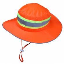 MCR Safety HVH100 High Vis Hat (12EA)