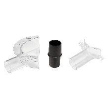 BOSCH RA1172AT 2pc Dust Extraction Hood Set for 1617/18-Series