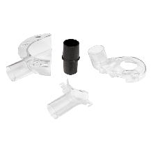 BOSCH RA1173AT 3pc Dust Extraction Hood Set for 1617EVSPK