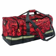 Arsenal 5008  Red Camo Fire & Safety Gear Bag