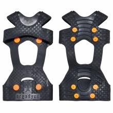 Trex 6300TC XL Black One-Piece Slip-on Ice Cleats - Tungsten Carbide