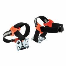 Trex 6315 M/L Black Strap-On Heel Ice Cleats