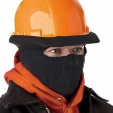 N-Ferno 6815  Black Stretch Cap - Full Face