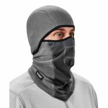 N-Ferno 6823  Gray Wind-proof Hinged Balaclava Face Mask