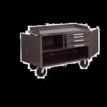 "Kennedy 4804B 48"" 4-Drawer Versa-Benchw/Compartments"