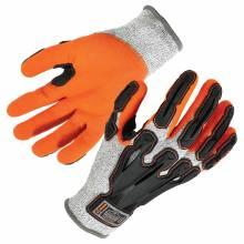 ProFlex 922CR S Gray Nitrile-Coated Cut Resistant Gloves - DIR
