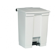 Rubbermaid Commercial 6145-RED 18-Gal Step-On Trash Container