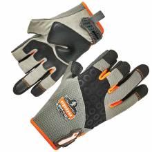 ProFlex 720 L Gray Heavy-Duty Framing Gloves
