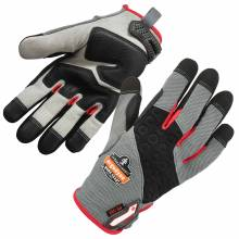 ProFlex 710CR S Gray Cut-Resistant Trades Gloves
