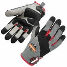 ProFlex 710CR L Gray Cut-Resistant Trades Gloves