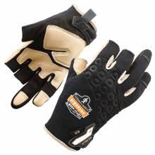 ProFlex 720LTR S Black Heavy-Duty Leather-Reinforced Framing Gloves