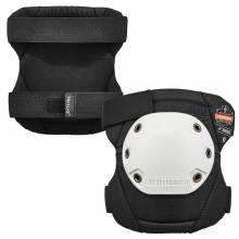 ProFlex 300HL  White Cap Rounded Cap Knee Pads - H&L