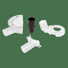 BOSCH RA1177AT Three-Piece Dust Hood Kit for MR23-Series