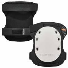 ProFlex 315HL  White Cap Long Textured Hard Cap Knee Pads