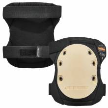 ProFlex 325HL  Tan Cap Non-Marring Rubber Cap Knee Pads - H&L
