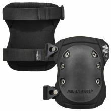 ProFlex 335  Black Cap Rubber Cap Knee Pads