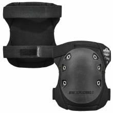 ProFlex 335HL  Black Cap Rubber Cap Knee Pads - H&L
