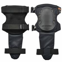 ProFlex 340  Black Cap Slip Resistant Knee Pads w /Shin Guard