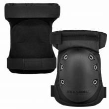 ProFlex 435HL  Black Cap Hinged Rubber Cap Gel Knee Pad