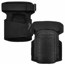 ProFlex 450  Black Hinged Slip Resistant Soft Cap Gel Knee Pad