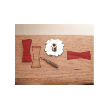 BOSCH RA1127 Router Inlay Kit