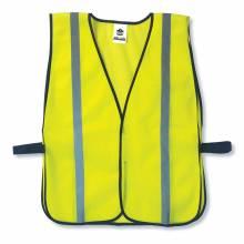 GloWear 8020HL  Lime Non-Certified Standard Vest