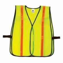 GloWear 8040HL  Lime Non-Certified Hi-Gloss Vest