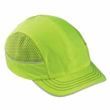Skullerz 8950 Short Brim Lime Bump Cap