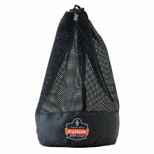 Brand Premium DITTY-BAG  Black Mesh Drawstring bag